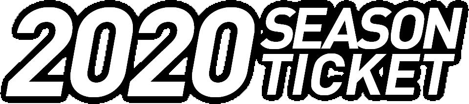 2020シーズンチケット