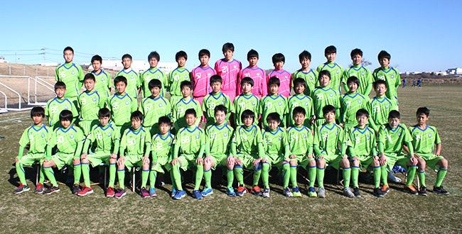 U-15 平塚 集合写真