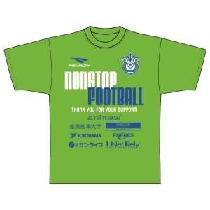 NONSTOP FOOTBALL Tシャツ