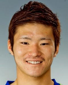 亀川諒史選手