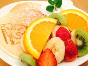 【87cafe】パンケーキ