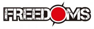 FREEDOMSロゴ