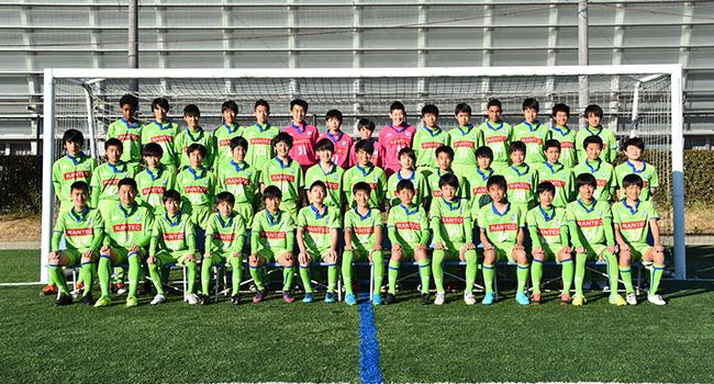 U-15EAST(藤沢) 集合写真